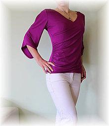 Tričká - Triko Helga-více barev (Ružová) - 5456656_