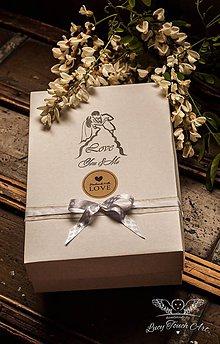 Papiernictvo - Darčekové balenie by LTA ® A5 - 5457997_