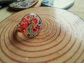 Prstene - Prstienok folklórny - 5456720_