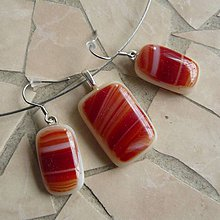Sady šperkov - Rojo - 5459587_