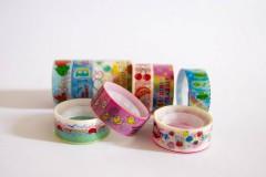 Papier - Sada dekoračných lepiacich pások 2 - 5459583_