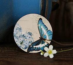 Odznaky/Brošne - Modrý - 5459941_