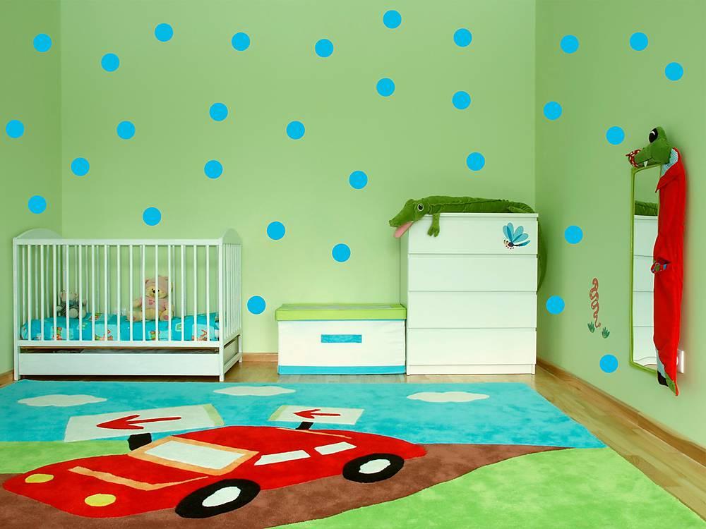 N lepka na stenu guli ky priemer 4 cm artsablony - Decoraciones habitaciones infantiles ...