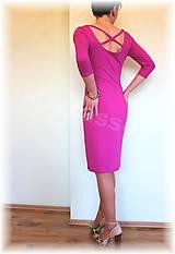 Šaty - Šaty vz.254-více barev - 5464653_