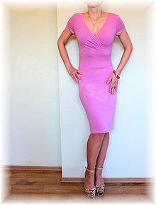 Šaty - Šaty vz.250-více barev (Hnedá) - 5462672_