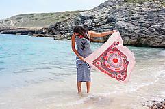 - Šatka Na pláži - 5462907_