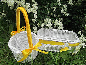 Košíky - Yellow - 5463739_