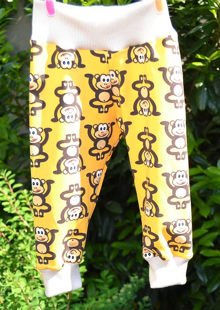 568ea87e7ebc Detské oblečenie - Tepláčiky OPICE - 5462689  ...