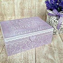 Krabičky - Lavender - 5465118_