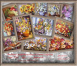 Darčekové poukážky - Darčeková poukážka na obraz v hodnote 350,- € - 5463690_