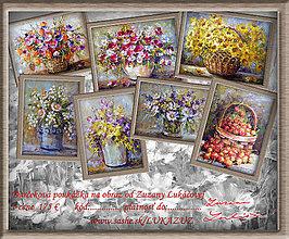 Darčekové poukážky - Darčeková poukážka na obraz v hodnote 175,-€ - 5463701_