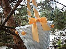 Košík - slnečnice