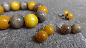 Sady šperkov - Piña colada 3v1 - 5467957_