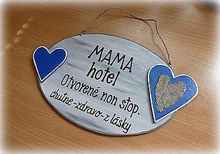 Tabuľky - Tabuľka, pre maminky :-) - 5467074_