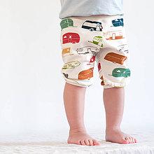 Detské oblečenie - Kraťasy třeba na přehradu - 5470045_