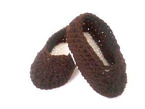 Topánočky - Hnedásky I. (do 1,5 roka) VYPREDAJ - 5470057_