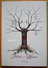 Papiernictvo - Wedding tree - 5470522_
