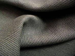 Textil - Šedá kostýmovka - 5471212_