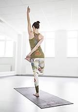 Nohavice - Chakras Yoga legínky white - 5470832_