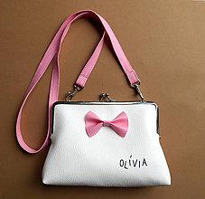 Detské tašky - pre Olíviu - 5471622_