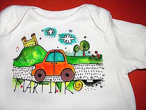 Detské oblečenie - Poznávací zájazd - 5473692_
