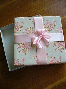 Krabičky - darčeková krabica - 5476068_