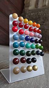 Multicolor náušničky - dopredaj