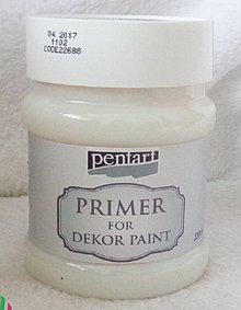 Farby-laky - Podkladový náter k farbám Decor Paint, 230ml - 5475254_