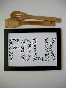 Obrazy - Keď miluješ folk... - 5479482_