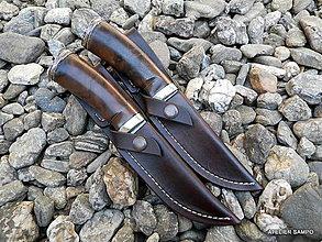 Nože - Kamienkové Dvojičky SAMPO - 5478557_