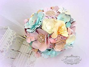 Papiernictvo - Pastelová vôňa lásky... - 5477329_