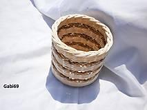 Košíky - Príborník hyacintový - 5478245_