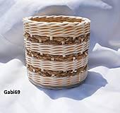 Košíky - Príborník hyacintový - 5478246_