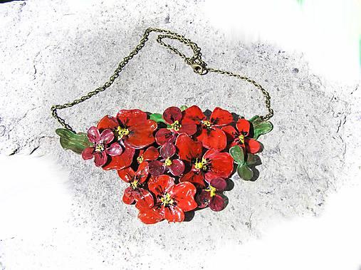 5c58af6c9 šípkové ruže ,náhrdelník / LEL-handmade - SAShE.sk - Handmade ...