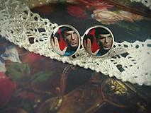 Náušnice - Náušničky Spock - 5480789_