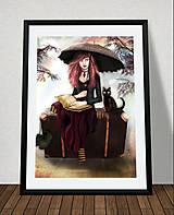 Grafika - Čakanie A2 Print - 5483818_