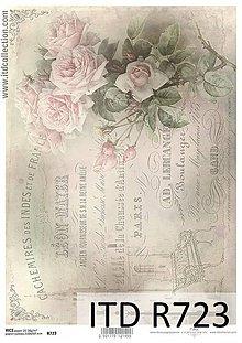 Papier - Ryžový papier R723 - 5484025_