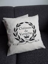 Úžitkový textil - obliečka Versailles - 5483394_