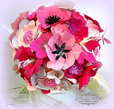 Papiernictvo - Láska je nádherným kvetom, ale musíme nájsť odvahu odtrhnúť ho na kraji priepasti. - 5483540_