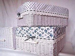 Košíky - Sweet home/ks - 5484175_