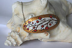 Náhrdelníky - Beth - náhrdelník - 5486426_