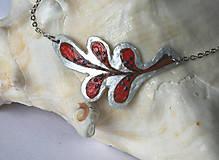 Náhrdelníky - Chevroan - náhrdelník - 5486542_