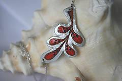 Náhrdelníky - Chevroan - náhrdelník - 5486545_