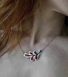 Náhrdelníky - Chevroan - náhrdelník - 5486536_