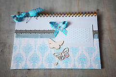 Papiernictvo - Scrapbook album na fotografie *6 - 5487928_