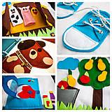 Hračky - Quiet Book pre našich najmenších - 5489216_