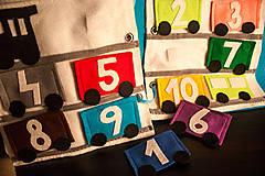 Hračky - Quiet Book pre našich najmenších - 5489238_
