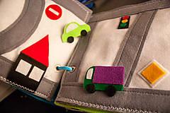 Hračky - Quiet Book pre našich najmenších - 5489239_