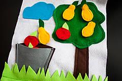 Hračky - Quiet Book pre našich najmenších - 5489240_
