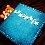 Hračky - Quiet Book pre našich najmenších - 5489244_